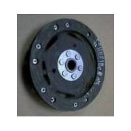 Disque d'embrayage<br>500 F/L/R/126A/126A1/500F Jardinière (