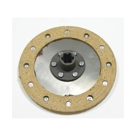 Clutch disc ( 6 teeth) - Fiat 500 N / D / D Giardiniera