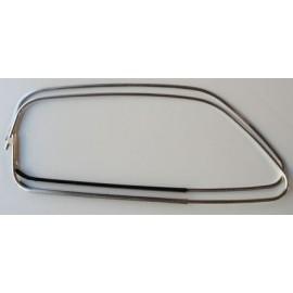 Entourage de portière en aluminium - 500 D / F / L / R (1960 - 1975)