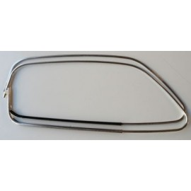 Channel (alu) for 1 door - 500 D / F / L / R (1960 - 1975)
