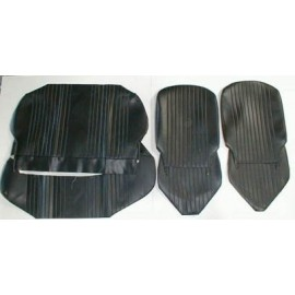 Set of covers of seats front and rear - 500 L