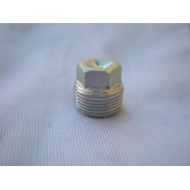 Oil pan plug (magnetic) - Fiat all