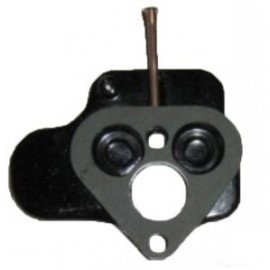 Carburetor base plate - Fiat 500 D / F / L