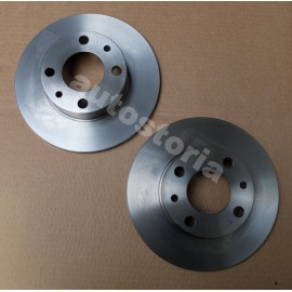 Front or rear brake disc - 124 Sport/127/850/A112