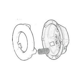 Clutch system - 1100/1200