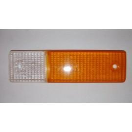 Front lamp lens - Lancia Beta
