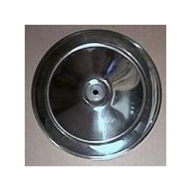 Wheel cap stainless steel - 500 N/D/F ( 1958 --> 1972)