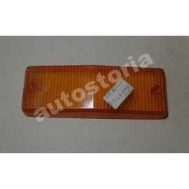 Rear orange left lens - Fiat 124 Sedan