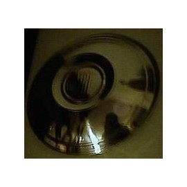 Wheel cap (inox) - 600 D