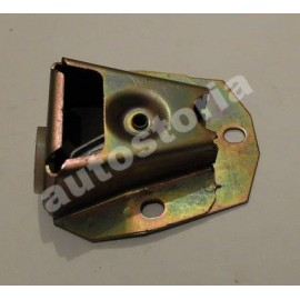 Luggage lid striker plate - Fiat 124 Coupe 1800