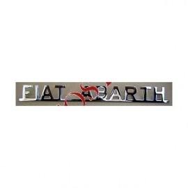 "Monogramme Latéral ""FIAT ABARTH"" - Fiat 124 Sport CSA"
