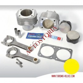 Set of cylinders and pistons 700 cm3 - Fiat 126