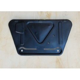 Battery cover - Fiat 850