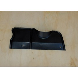 Exhaust metal sheet - Fiat 500 D / F / L
