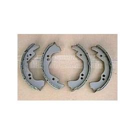4 brake shoes (for 2 wheels) - 500 D Giardiniera