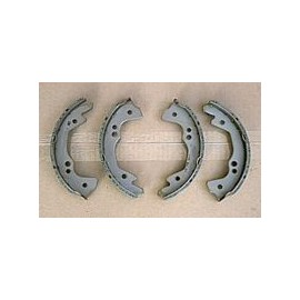 4 brake shoes (for 2 wheels) - 500 F Giardiniera