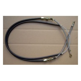 Brake cable to hand - 500 D / F / L (1960 --> 1972)