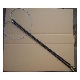 Câble de frein à main - 500 Jardinière (1964 --> 1977)