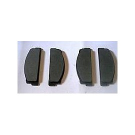 Brake pads- 850 Sport GBC/GBS - Special / 124 Coupe , Spider