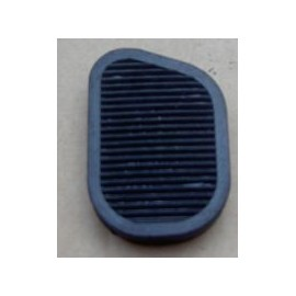 Rubber of footbrake pedal - 600