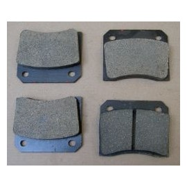 Brake pads F - 1300/1500