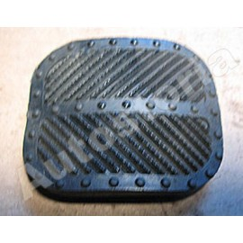 Rubber of footbrake pedal - 1200/1300/1500