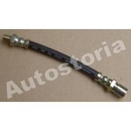 Rear brake hose - 124 Coupe , Spider , Sedan all, 125 all