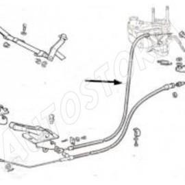 Choke wire - 500R/126 ( --> 1987)